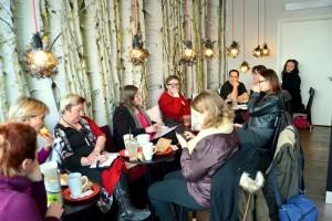 Bloggträff Nätverk Arbetslivet (Bild från damjournalen.se)