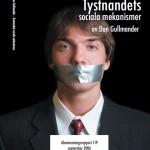"Omslaget till boken ""Tystnandets sociala mekanismer"""