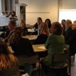 Workshop på Arbetslivets Dag 2013: Foto Maria Kullberg