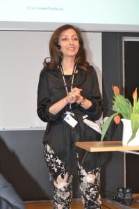 Farida Rasulzada, kreativitetsforskare. Den kreativa organisationen.