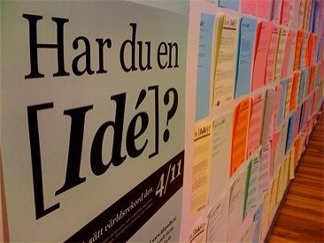 Världsrekord i idéskapande