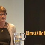 Christina Scholten - Jämställdhetsintegrering