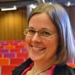 Maria Kullberg, ordförande Nätverk Arbetslivet