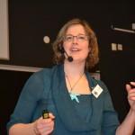 Maria Kullberg inleder Arbetslivets Dag 3 april 2014