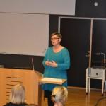 Lisbeth Rydén berättar om Arbetslivets Dags innehåll
