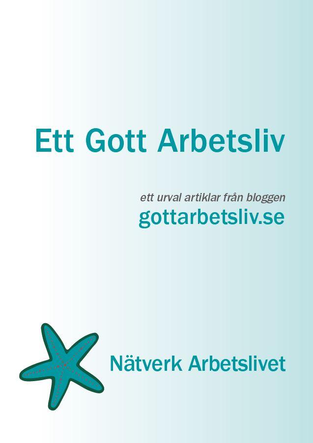 Bok: Ett Gott Arbetsliv