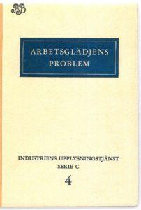 gosta-vestlund-arbetsgladjens-problem-1949